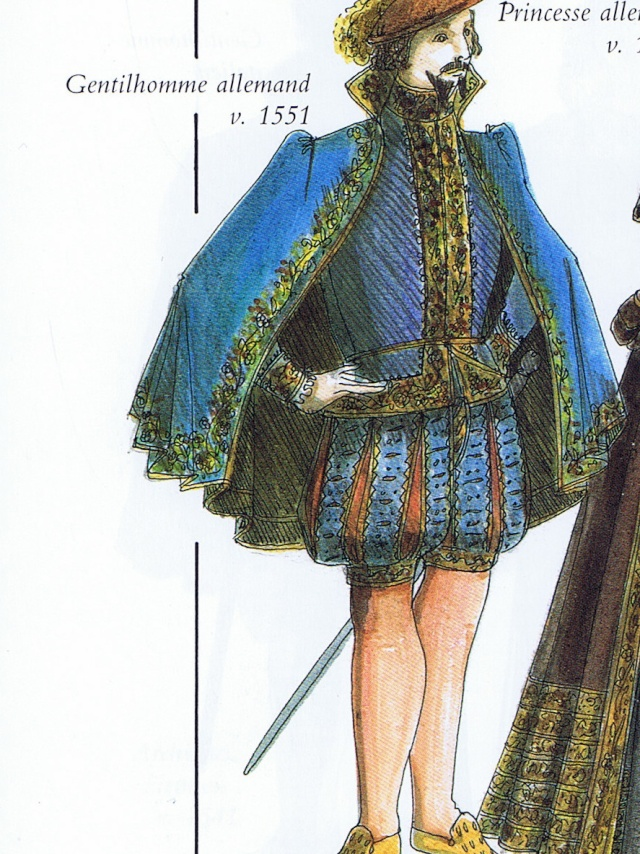 Pirate ou Corsaire Costum10