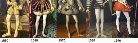 Mousquetaire, début Guerre de Trente Ans Evolut12