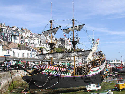 Pirate ou Corsaire Golden10