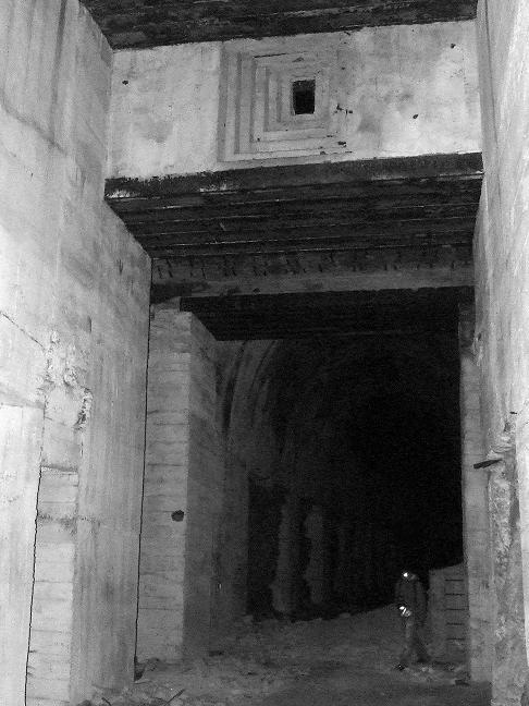 Stockage V2 et gare souterraine de de Méry sur Oise (95) Dscf8110