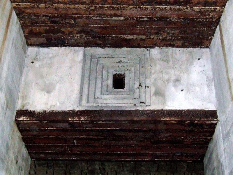 Stockage V2 et gare souterraine de de Méry sur Oise (95) Dscf8111