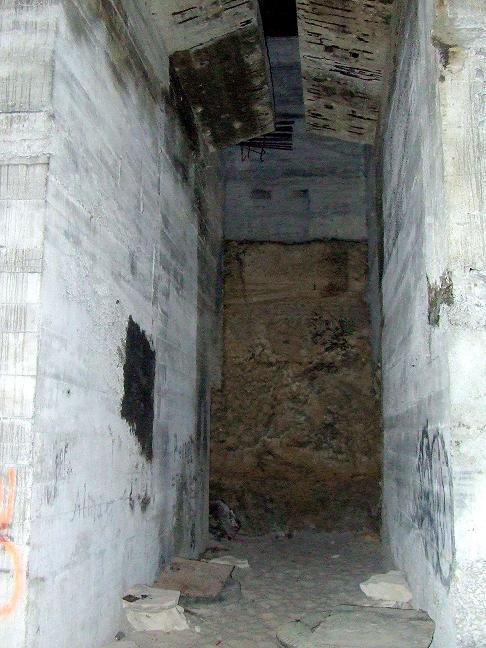 Stockage V2 et gare souterraine de de Méry sur Oise (95) Dscf8112