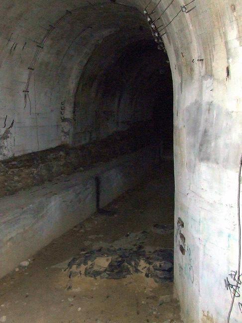 Stockage V2 et gare souterraine de de Méry sur Oise (95) Dscf8115