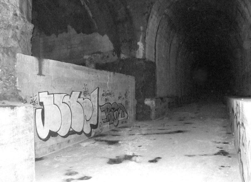 Stockage V2 et gare souterraine de de Méry sur Oise (95) Dscf8117