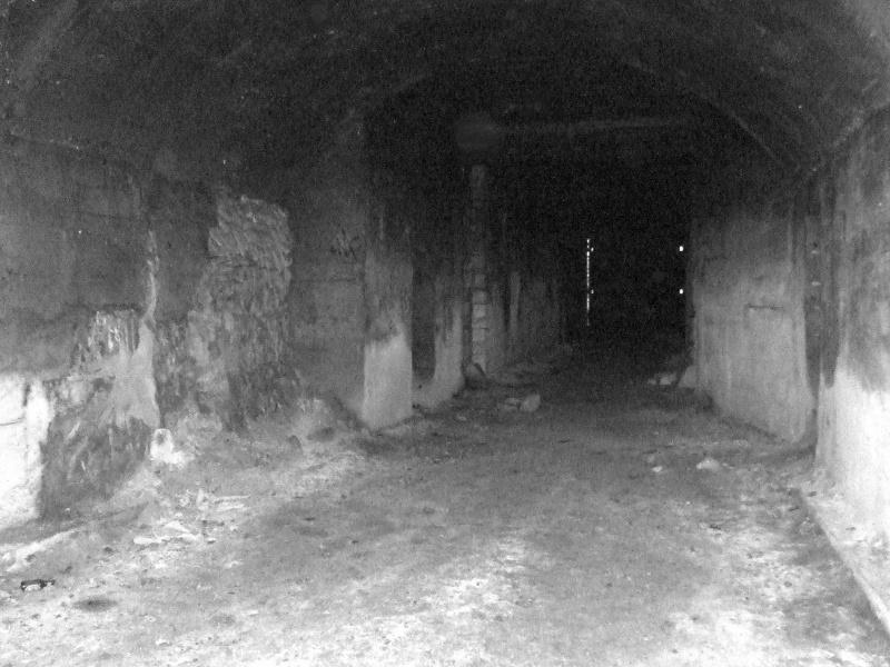 Stockage V2 et gare souterraine de de Méry sur Oise (95) Dscf8120