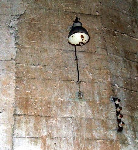 Stockage V2 et gare souterraine de de Méry sur Oise (95) Dscf8122