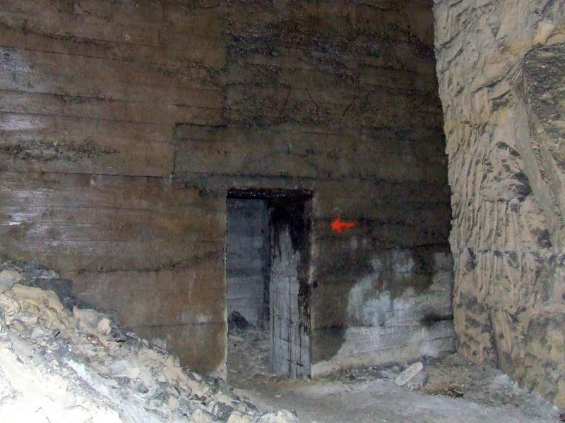 Stockage V2 et gare souterraine de de Méry sur Oise (95) Dscf8123
