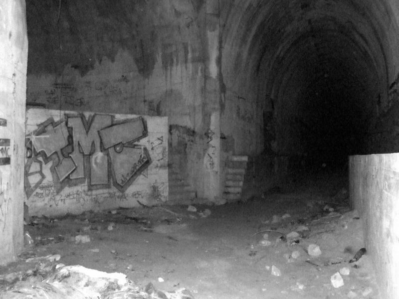 Stockage V2 et gare souterraine de de Méry sur Oise (95) Dscf8211