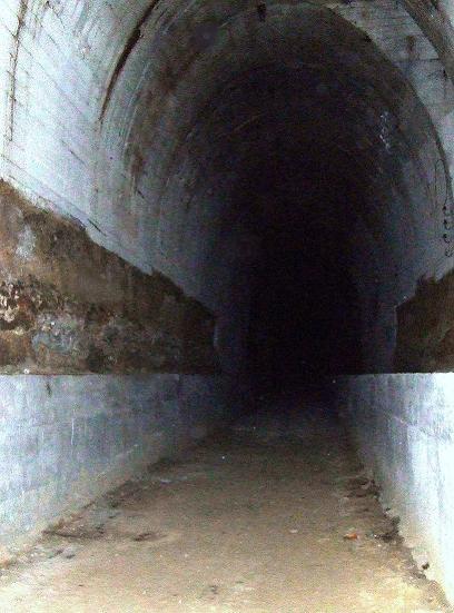 Stockage V2 et gare souterraine de de Méry sur Oise (95) Dscf8216
