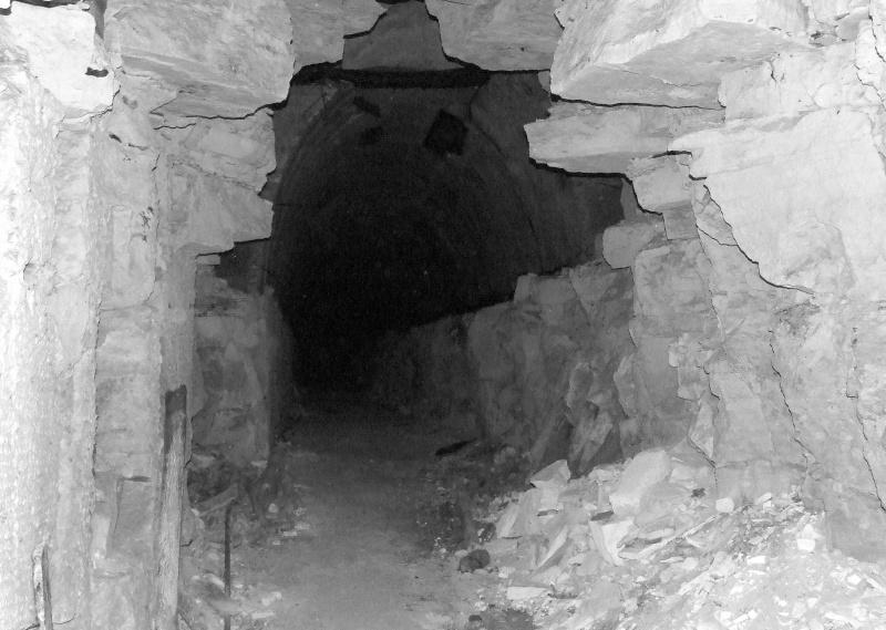 Stockage V2 et gare souterraine de de Méry sur Oise (95) Dscf8220