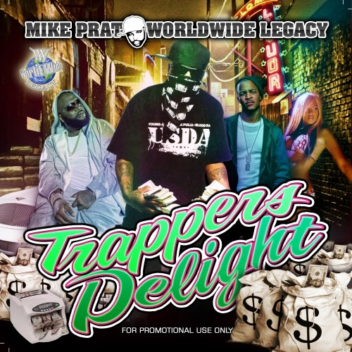 worldwide legacy / mike prat's trappers delight / 2008 00_cov16