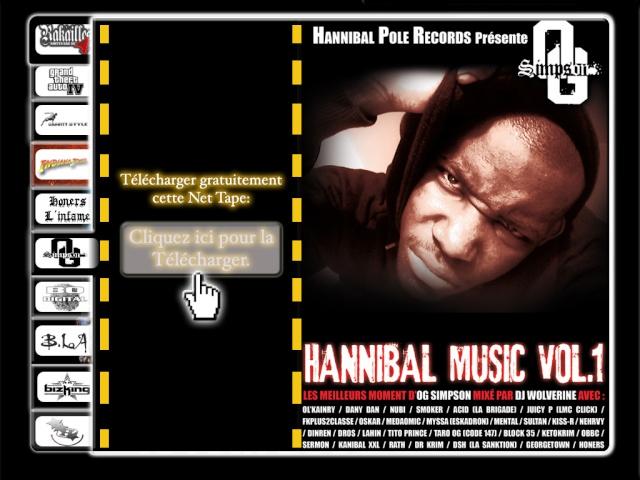 og simpson / hannibal music vol 1 / 2008 Pik10