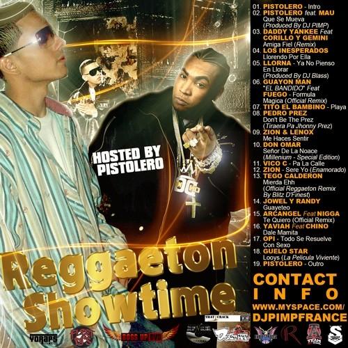 dj pimp /reggaeton showtime / 2008 Reagge10