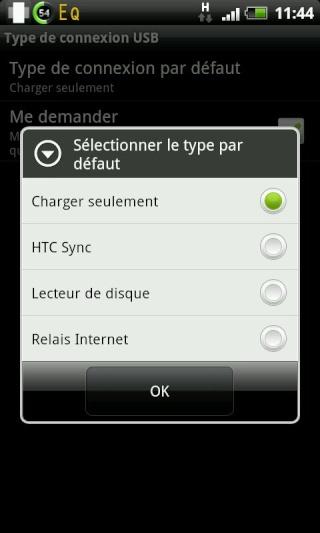 """[AIDE] Fonction """"Modem attaché USB"""" disparue ? 2012-010"""