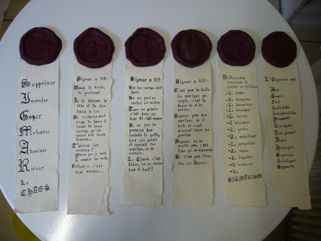 Accrocher des sceaux de pureté P1000512