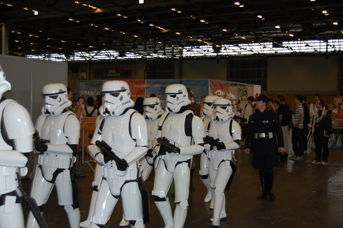 Defilé Star wars a la Japan Expo Dsc_0025
