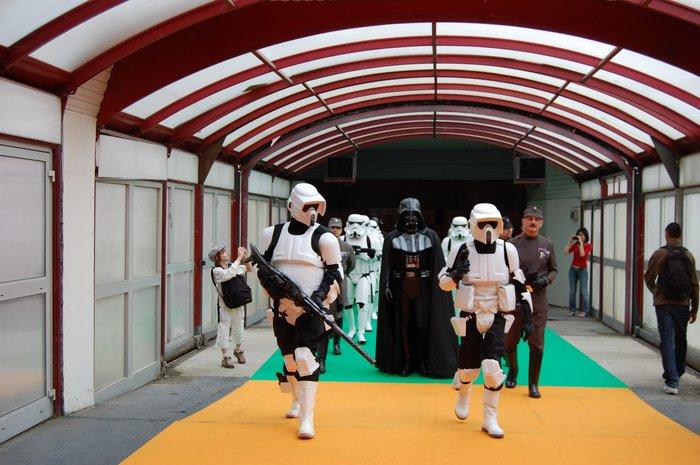 Defilé Star wars a la Japan Expo Dsc_0111