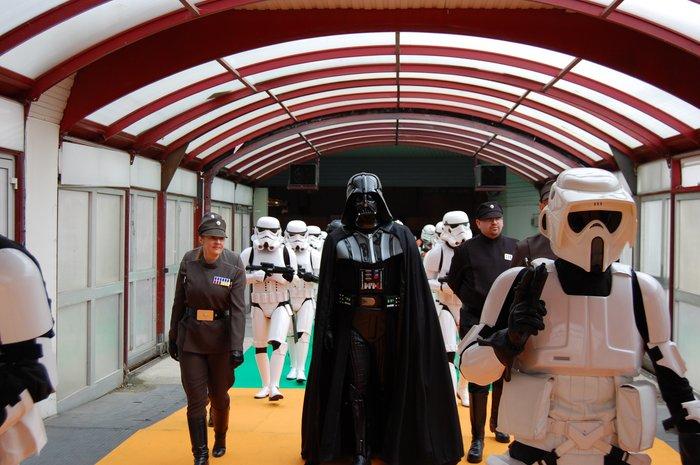 Defilé Star wars a la Japan Expo Dsc_0113