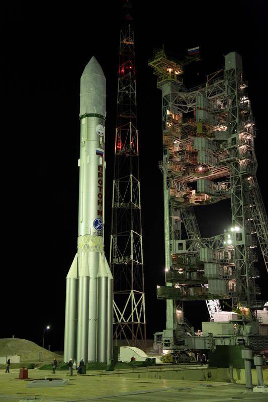 Lancement Proton-M / Garpounn - 21 septembre 2011 [succès] 20092010