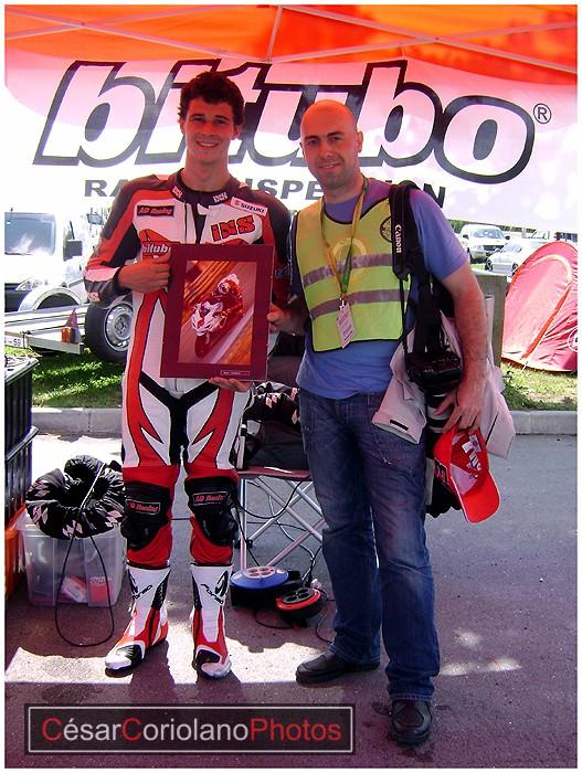 COV 2008 * Braga I * qualificações / corrida Dsc03511