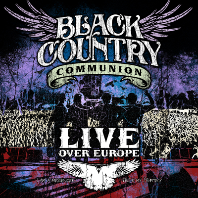 BLACK COUNTRY COMMUNION  Bcc410