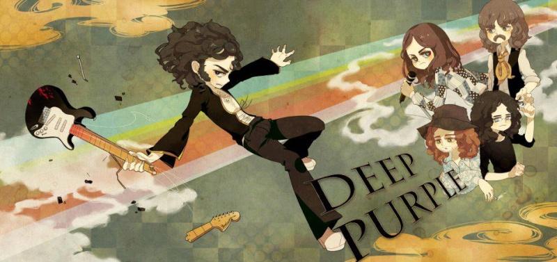 DEEP PURPLE - Page 4 Dp10