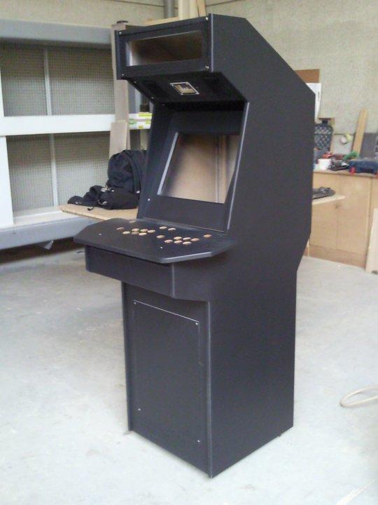 borne arcademame fabrication maison :-) 22789810