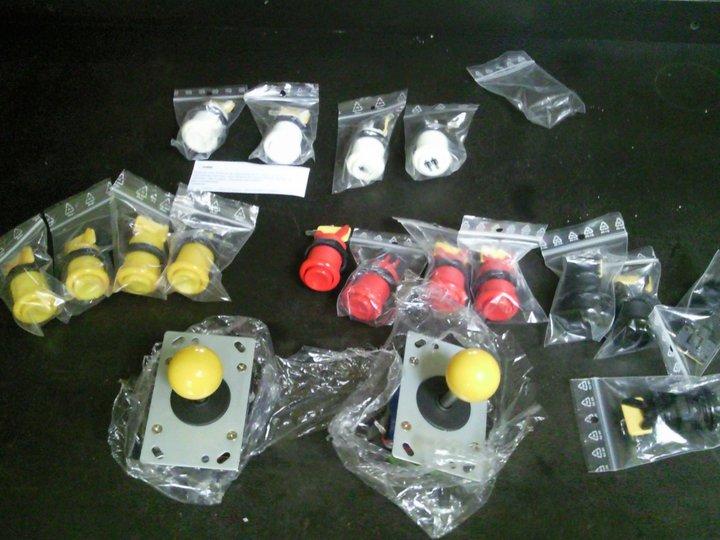 borne arcademame fabrication maison :-) 22937010