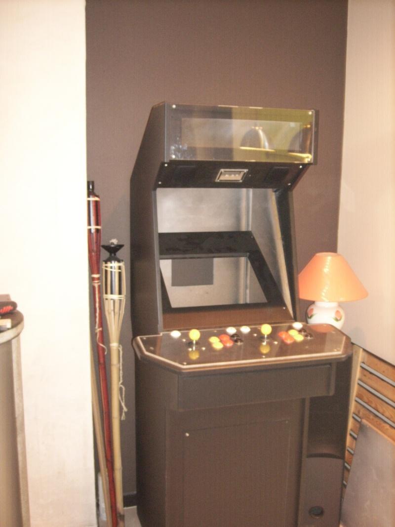 borne arcademame fabrication maison :-) Spa50112