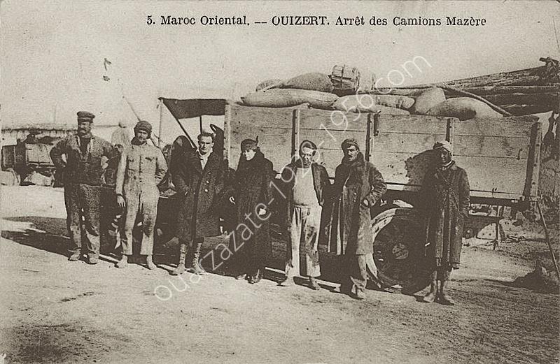 La CTM, Les Cies Routières, Maritimes et autres 5ouize10