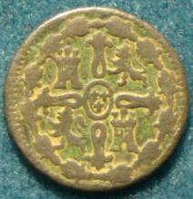 8 Maravedíes de Fernando VII (Jubia, 1817) [WM n° 7247, 7248, 7273, 7274] 248_r10