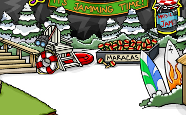 Music Jam 2008 Maraca10