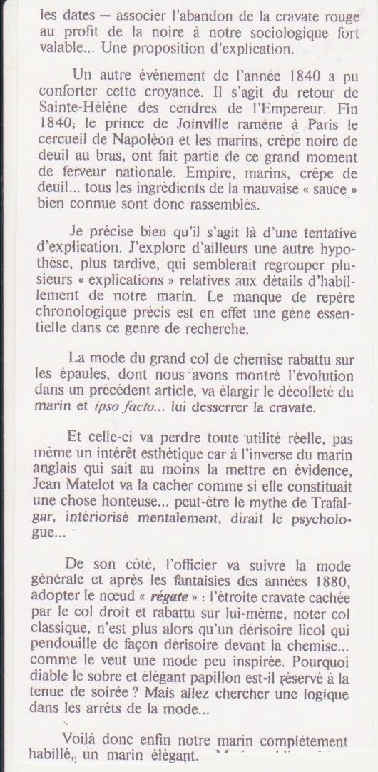 [Les traditions dans la Marine] Tenue dans la Marine- Tome 01 - Page 35 Top-0014