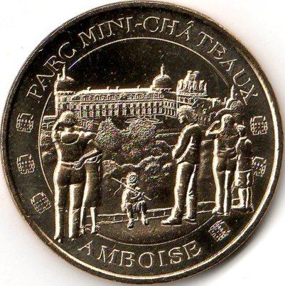 Amboise (37400)  [Clos Lucé  UEAU / UEAB] 37_amb11