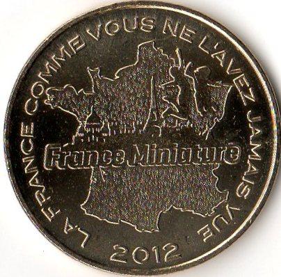 Elancourt (78990) [France Miniature UELK] 78_ela10