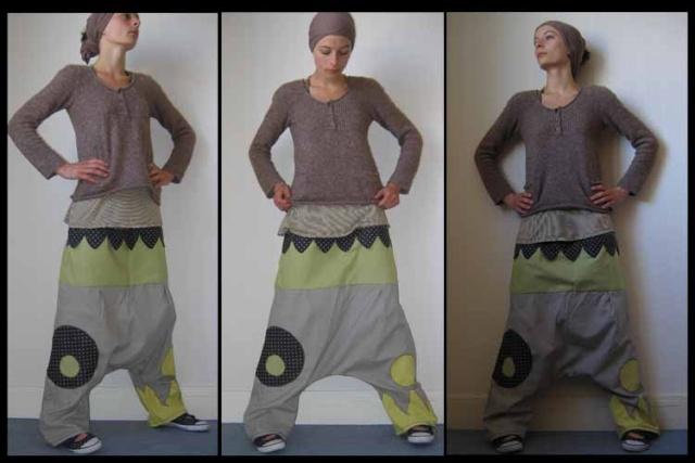 Mes créations : peinture, couture... Saroue17