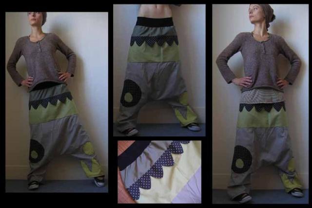Mes créations : peinture, couture... Saroue18