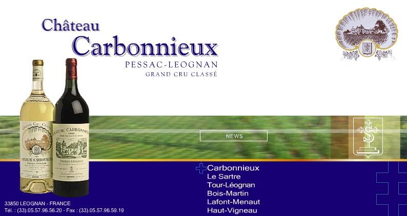 Le vignoble du Pessac Leognan - Page 3 Carbon10