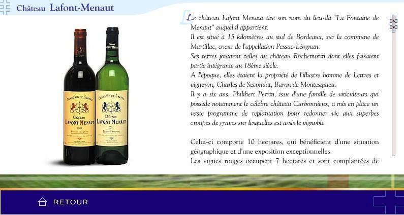 Le vignoble du Pessac Leognan - Page 3 Chatea36