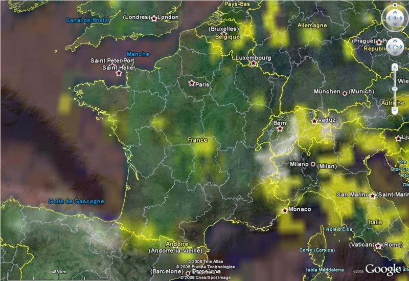 La France sous toutes ses coutures avec Google Earth - Page 3 France10