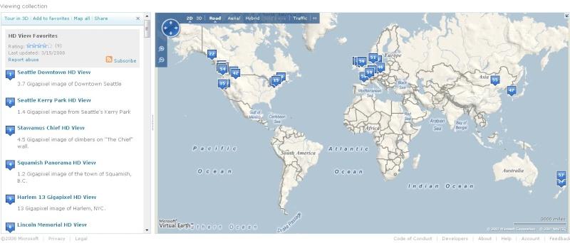 Le service concurrent de GE : Microsoft Virtual Earth Hd_vie11