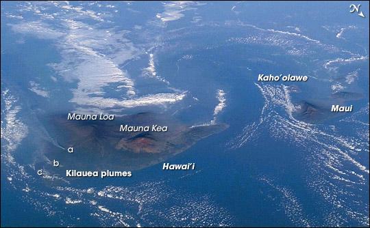 Earth Observatory - Images de la NASA Iss01710