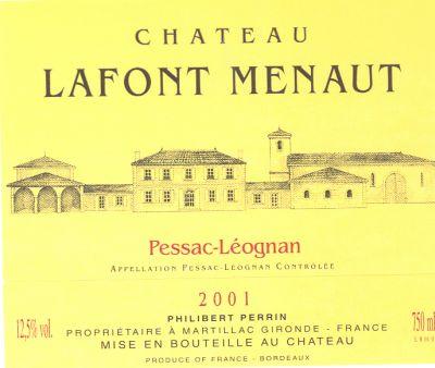 Le vignoble du Pessac Leognan - Page 3 Labell10