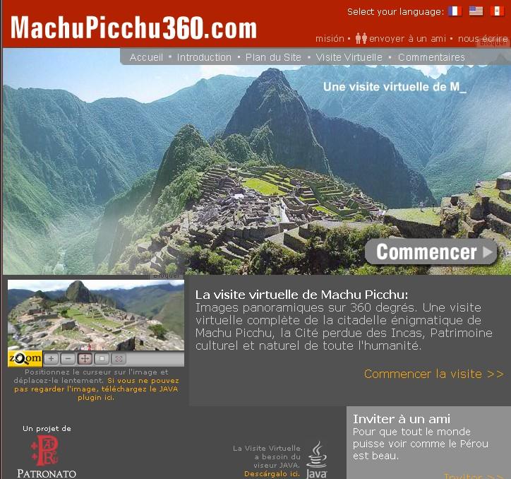 Le Machu Pichu - Pérou - Page 2 Machu_10