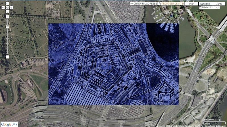 Le Pentagone, Washington DC - Etats-Unis Pentag11