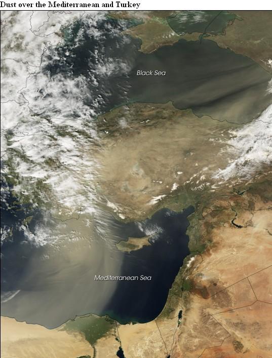 Earth Observatory - Images de la NASA Poussi10