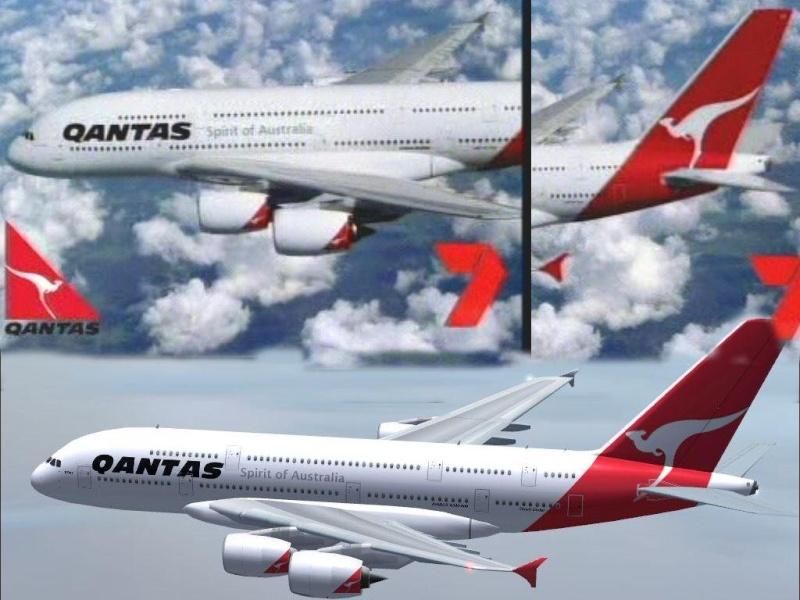 Des nouvelles de l'Airbus A380 - Page 5 Qantas10