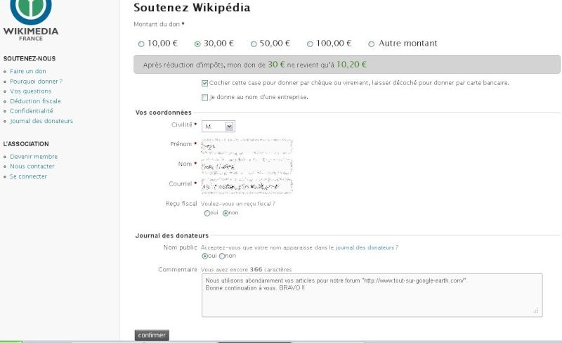 Soutien financier à Wikipedia [Le village de TSGE] Sans1015