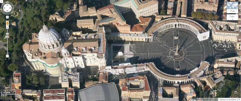 BIRD'S VIEW : les cartes postales de Google Maps / Google Earth Sans1029
