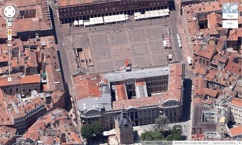 BIRD'S VIEW : les cartes postales de Google Maps / Google Earth Sans1040